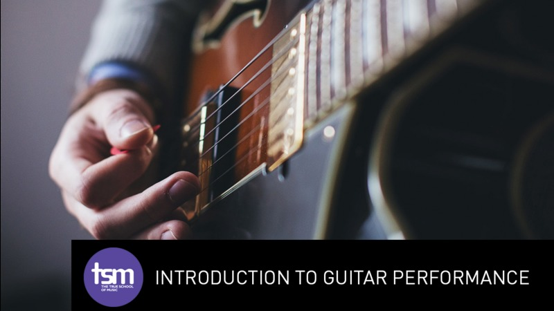 Introduction to Guitar Performance