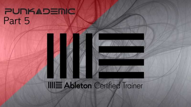 Ableton Live Masterclass: Mixing with Audio and MIDI Effects
